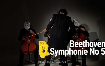 Beethoven Symphonie No 5 – To celebrate the 250th anniversary of Ludwig van Beethovens birth